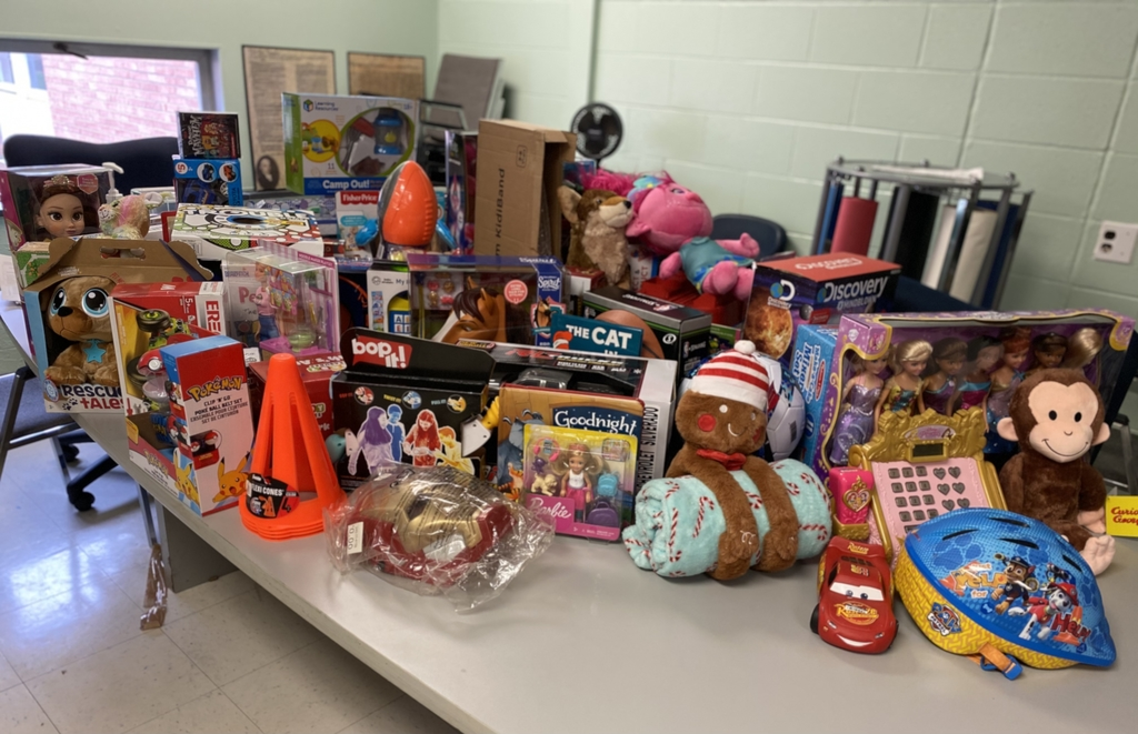 2020 Toy donation from CEC-North